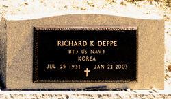 Richard K. Deppe