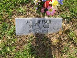 James Monroe Jim Watson