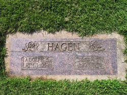 Adolph S. Hagen