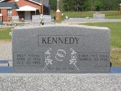 Billy Wayne Kennedy (1934 - 1989) - Find A Grave Memorial