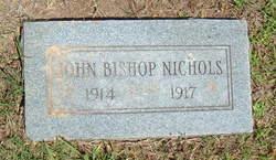 John Bishop Nichols