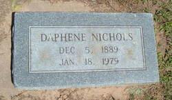 Mary Daphene <i>Bishop</i> Nichols