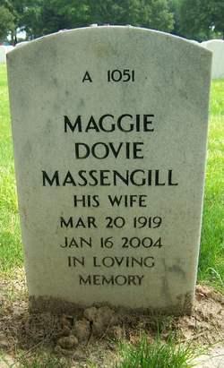 Maggie Dovie Massengill