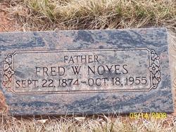 Frederick Williams Noyes