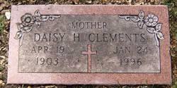 Daisy <i>Henry</i> Clements