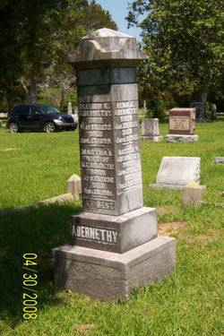 Calvin V Abernethy