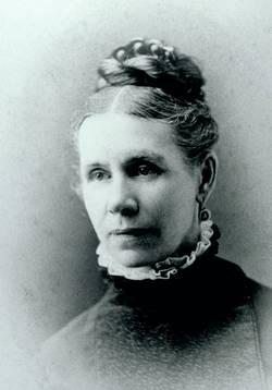 Martha <i>Johnson</i> Patterson