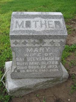 Mary <i>Clark</i> Yeaman