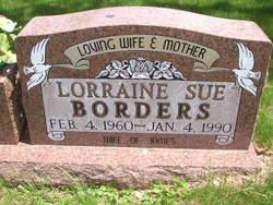 Lorraine Sue Borders