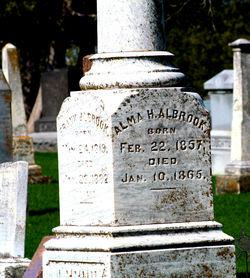Alma H. Albrook