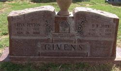 Treva <i>Peyton</i> Givens