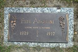 Winnie Faye <i>Duty</i> Angelini