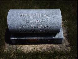 Mathew E. Ewing