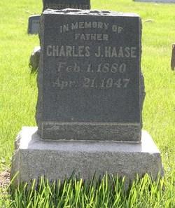 Charles James Haase