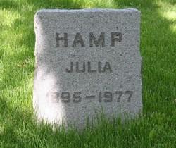 Julia Hamp