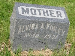Alvira Ann Allie <i>Young</i> Finley