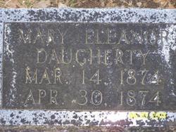 Mary Eleanor Daugherty