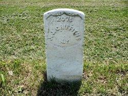 Pvt John J. Griffith