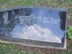 Katherine Mary Campbell