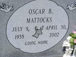 Oscar B Mattocks