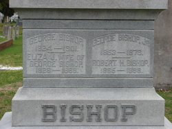 Eliza Jane <i>Kilpatrick</i> Bishop
