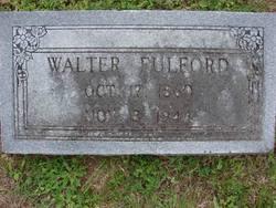 Walter Fulford