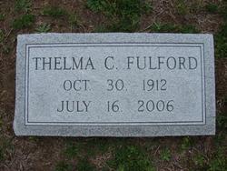 Thelma C. Fulford
