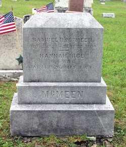 Hannah <i>Rice</i> Mcmeen