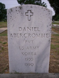 Daniel Abercrombie