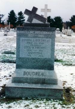 Luce M. <i>Prevost</i> Boudreau