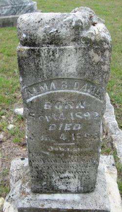 Alma B Dahl