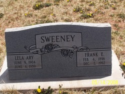 Lela Mae <i>Ary</i> Sweeney