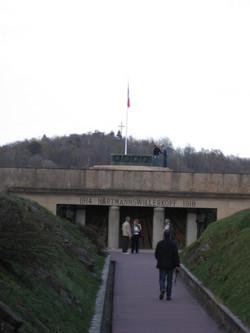 N�cropole Nationale du Hartmannswillerkopf
