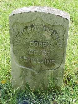 Corp Stephen Newlin