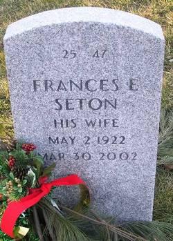 Frances E Seton