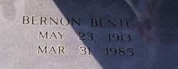 Bernon Benton