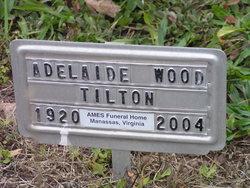 Adelaide <i>Wood</i> Tilton