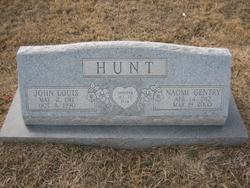 Naomi Gentry Hunt