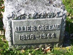 Allie B Greene