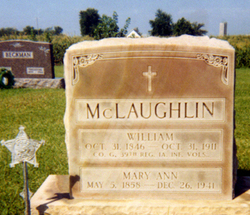Mary Ann <i>Counihan</i> McLaughlin