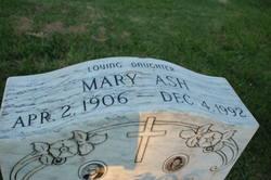 Mary J. <i>Lewis</i> Ash