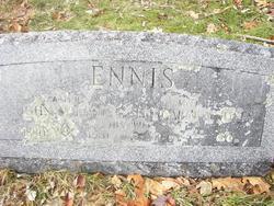 John V Ennis