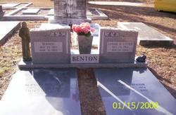 Fannie B. <i>Foster</i> Benton
