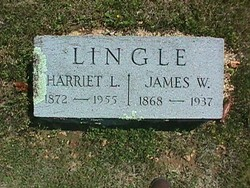 Harriett Levina <i>Anderson</i> Lingle