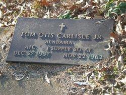 Tom Otis Carlisle, Jr