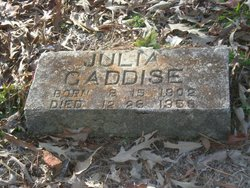 Julia Caddise