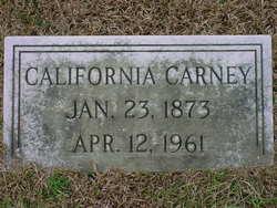 California <i>Carney</i> Morris