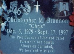 Christopher M Brannon