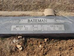 Opal Lee <i>Cockrell</i> Bateman