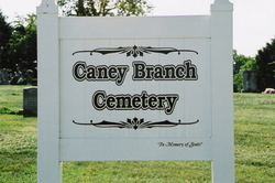 Caney Branch Cemetery